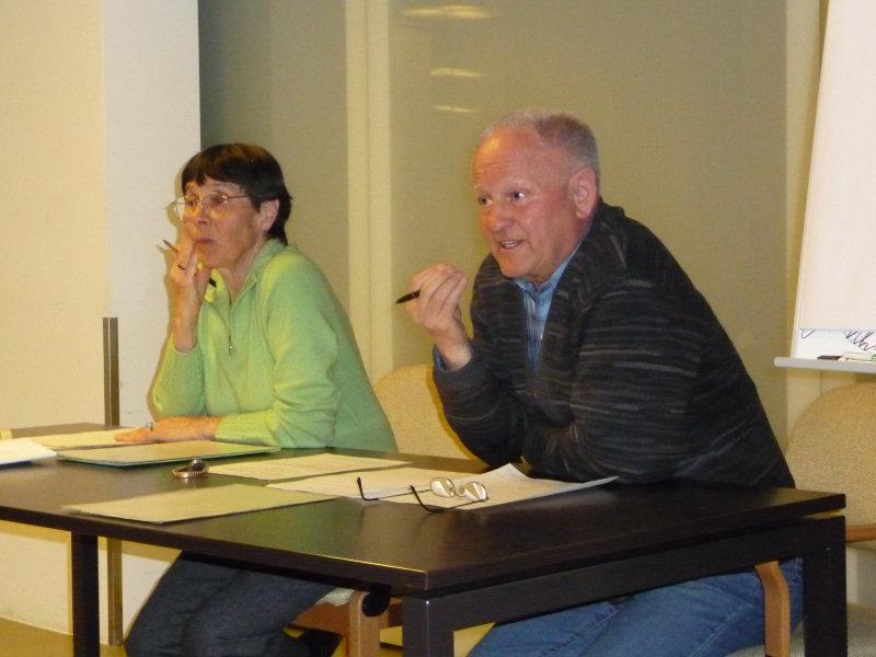 PPP - Sitzung, 2011-02-22 Christine Baumgartner, Alfred Niederhofer,